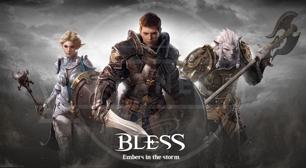 MMORPG BLESS 攻略Wiki