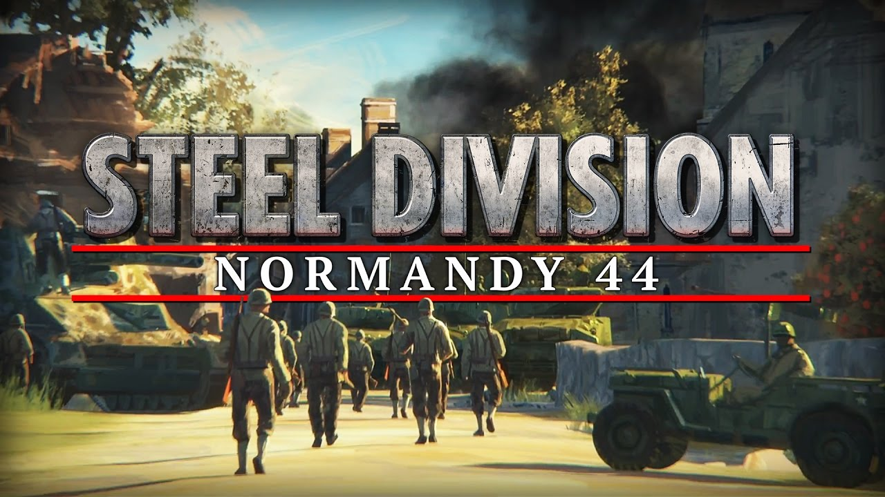 Steel Division: Normandy 44 攻略Wiki